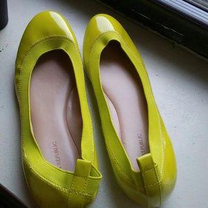 Banana Republic Ballet flats 9.5B